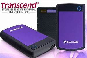37% off Transcend Storejet 1TB External Hard Drive Promo