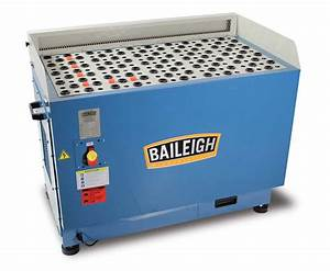 Down Draft Table DDT-3519 Baileigh Industrial