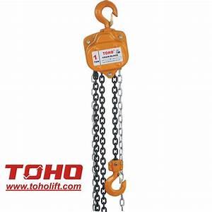 China Manual Chain Block  Hsz-a622
