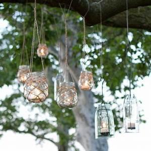Beleuchtung Für Gartenparty : windlichter aus marmeladengl sern selber basteln eli i pinterest garten garten deko und ~ Markanthonyermac.com Haus und Dekorationen