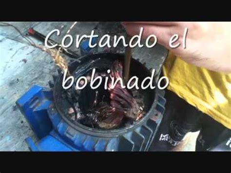 bobinado de motor trif 225 sico youtube