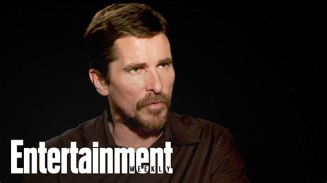 Christian Bale Best Actor Nominee The Creation