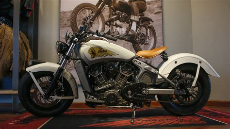 Indian Scout Image by 2016 Indian Scout Custom Dealer Contest Winners Image 464998