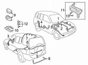 Chevrolet Tracker Fuse