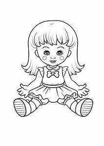 Die Dinos Baby Puppe : ausmalbilder puppe 15 ausmalbilder kinder ~ A.2002-acura-tl-radio.info Haus und Dekorationen