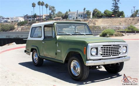 commando jeep jeep commando stock original