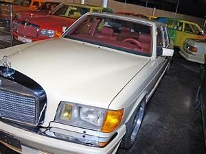 Garage Mercedes 95 : 1983 mercedes benz 1000sel 1000sgs styling garage museum exhibit ~ Gottalentnigeria.com Avis de Voitures