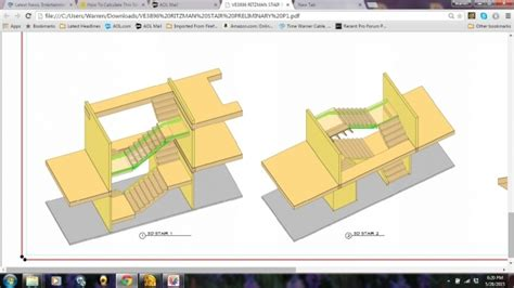 Deck Stair Stringer Layout Calculator by Deck Stairs Calculator Metric With Landing Design And
