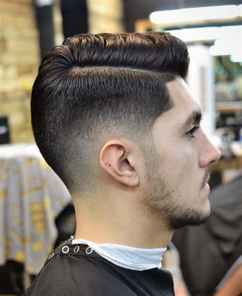 medium fade ideas  pinterest medium fade haircut mens fades  tapered haircut men