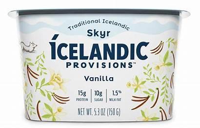 Skyr Vanilla Icelandic Provisions Beans Blend Taste