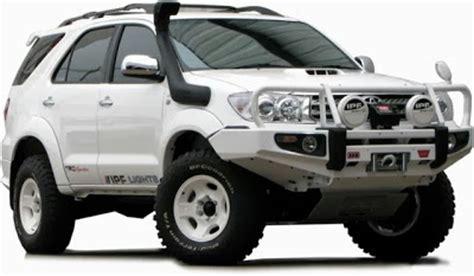 Gambar Mobil Gambar Mobiltoyota Fortuner by Gambar Toyota Fortuner Modifikasi Cutom Design Gambar