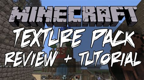 Minecraft Texture Pack Conquest  Review & Tutorial (how