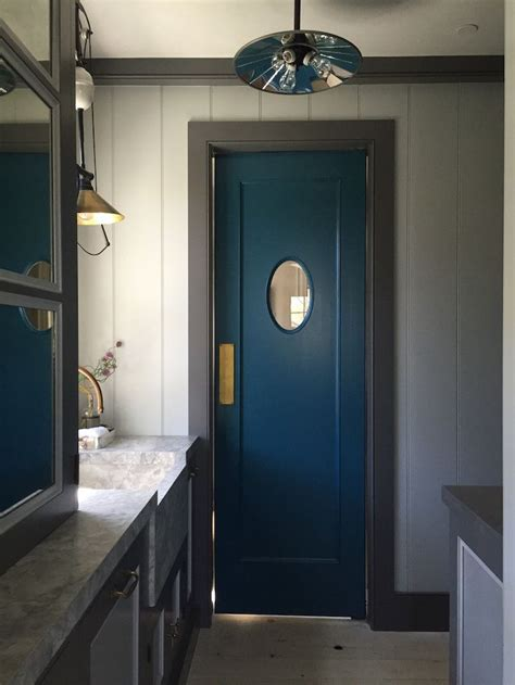 Swinging Kitchen Doors Residential  Kitchen Design Ideas
