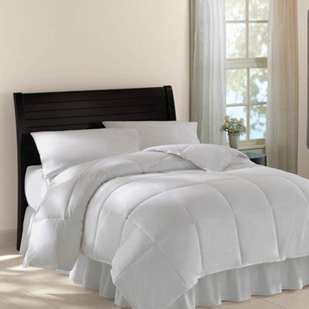 walmart bed comforters mainstays alternative bedding comforter white