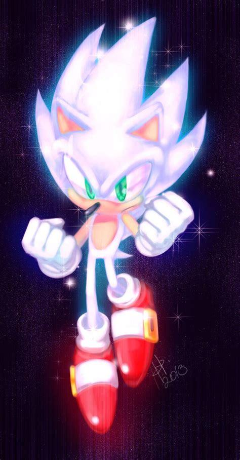 Hyper Sonic the Hedgehog deviantART