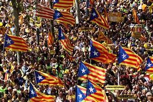 Huge rally in Barcelona to demand jailed separatists go ...