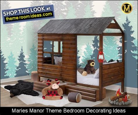 Decorating theme bedrooms Maries Manor: hunting