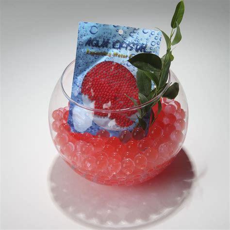 Vase Gel Balls by Aqua 174 Expanding Water Bio Gel Florist
