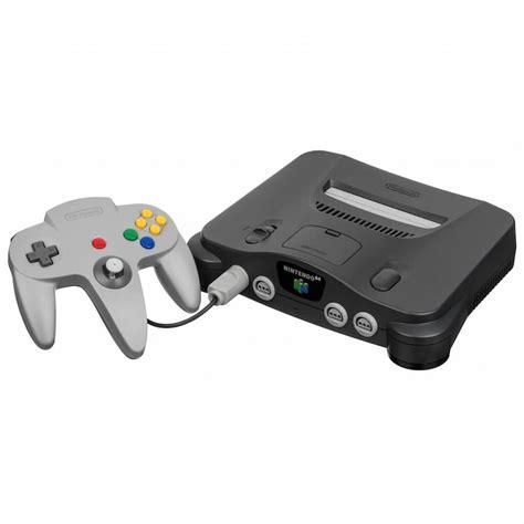 nintendo n64 console nintendo 64 console darkside