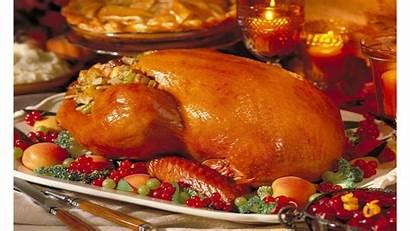 Thanksgiving Dinner Wallpapers Turkey 4k Happy Background