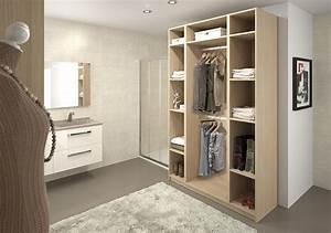 Armoire Pour Salle De Bain : armoire colonne de salle de bain sur mesure ~ Teatrodelosmanantiales.com Idées de Décoration