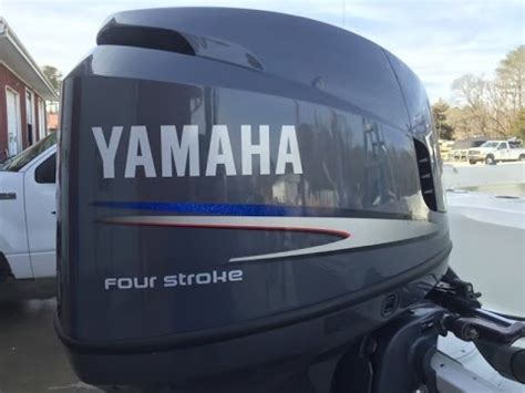 6m6508 used 2009 yamaha f115txr 115hp 4 stroke outboard boat motor 25 quot shaft clean