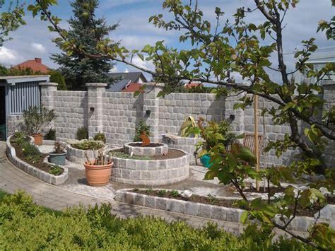 Pflasterstein  Garten  Wasser Stein