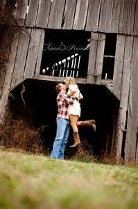 Cute Country Couples Engagement