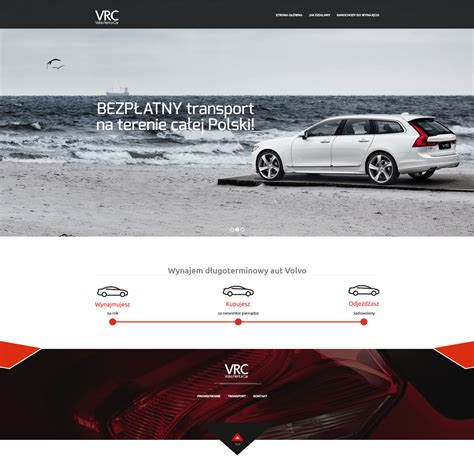 Volvo Rent by Vrc Volvo Rent A Car Agencja Services