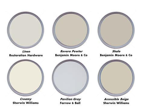 Best Neutral Interior Paint Color Interesting Neutral