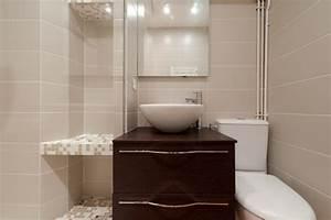 petite douche a l39italienne wc paris With douche a l italienne petite salle de bain