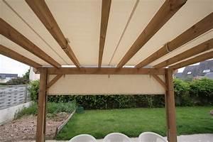 Bache Pour Pergola : quelle toiture pour votre pergola blog bache pergola ~ Melissatoandfro.com Idées de Décoration