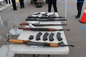Gun Buyback Program Comes To The Border