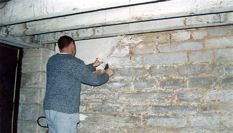 cellar damp waterproofing asset rehab services solutions