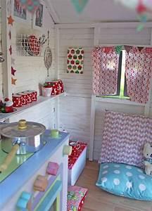 la cabane des petits laetibricole cabane With delightful idee decoration jardin exterieur 10 idee deco chambre fille princesse