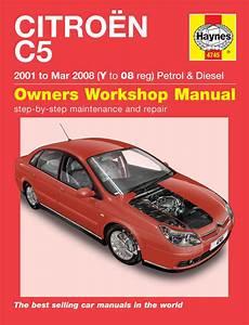 Foros Citro U00ebn - Manual Servicio C5 Ii - Haynes
