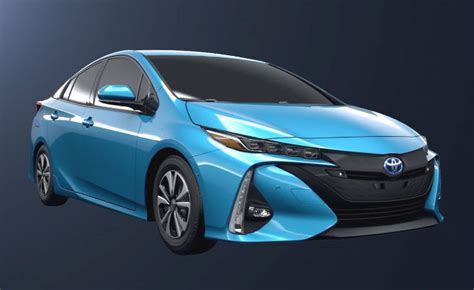 Toyota's Prius Prime Shows One Way For A Better Plug-in Hybrid