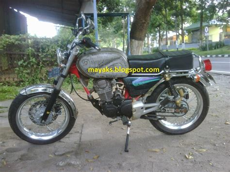 Modifikasi Gl Max by Gl Max Modifikasi Cb Thecitycyclist