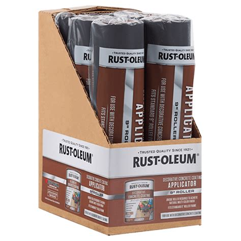 Rust Oleum Decorative Concrete Coating Sunset by Decorative Concrete Coating Applicator Product Page