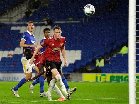 Brighton 0-3 Manchester United RECAP: Visitors progress to ...