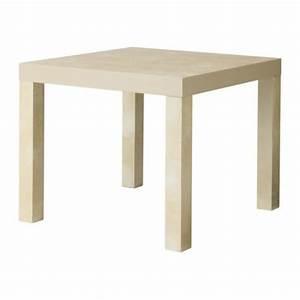 Ikea Table Appoint : lack table d 39 appoint motif bouleau ikea ~ Teatrodelosmanantiales.com Idées de Décoration