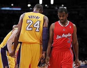 Kobe Bryant and Chris Paul, who were thisclose to... - SI ...