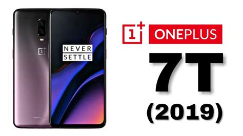 oneplus 7t 2019 specifications price release date features review youtube