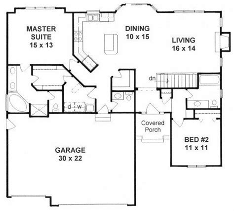 plan  house plans nice laundry connected  master closet walk  pantry large