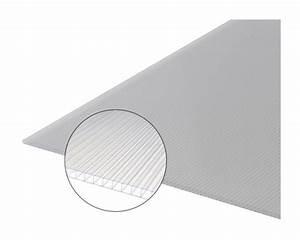 Plaque Polycarbonate Alvéolaire 4mm : plaque polycarbonate alv olaire 10mm 2262630 ~ Dailycaller-alerts.com Idées de Décoration