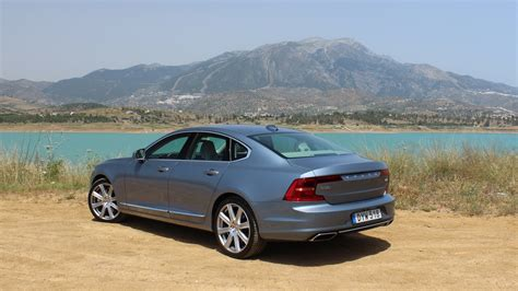 Volvo S90 2017 Review by 2017 Volvo S90 Drive Review
