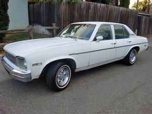 Sell Used 1978 Chevrolet Nova  Factory A  C  Classic  67k L