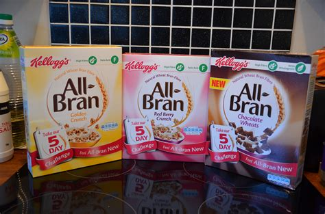 Real Mums All Bran 5 Day Challenge Life With Pink Princesses