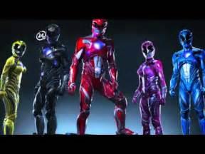 New Power Rangers