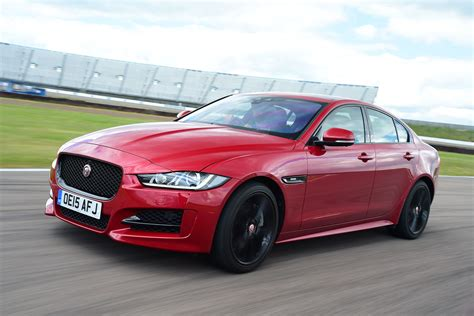 jaguar xe  automatic review pictures auto express